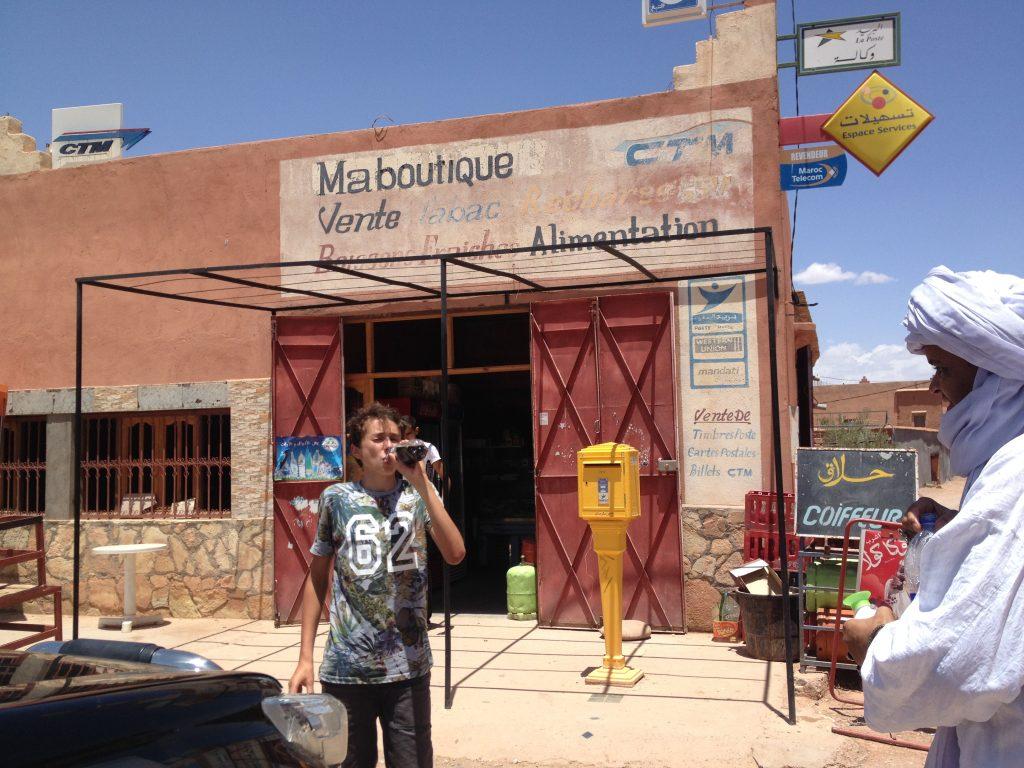 Op weg door de Atlas van Marrakech naar M'hamid